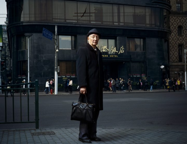 HERE THERE ARE MEN: Patrick Wack's PORTRAITS OF CHINA - IN THE MOOD FOR ART
