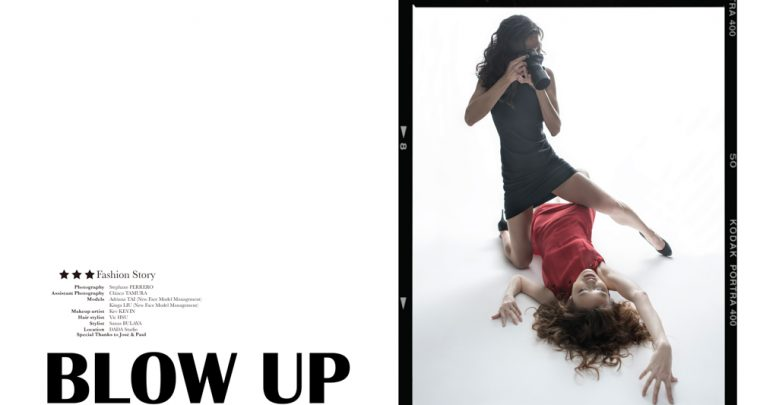 BLOW UP / FASHION STORY